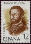 Stamps : Europe : Spain :  Personajes