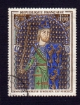 Sellos de Europa - Francia -  EMAIL CHAMPLEVE LIMOUSIN . XIIº SIEGLE