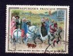 Sellos del Mundo : Europa : Francia :  LES TRES RICHES HEURES DU DUC DE BERRY