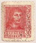Stamps of the world : Spain :  Fernando el Católico