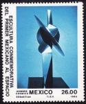 Sellos de America - México -  HOMBRE CÓSMICO