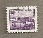Stamps Hungary -  Colegio