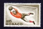 Sellos del Mundo : Europa : Mónaco : FOOTBALL ASSOCIATION 1863-1963