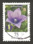 Sellos del Mundo : Europa : Alemania :  2660 - flor campanilla