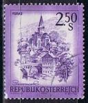 Stamps Austria -  Scott  962  Murau Styria (9)