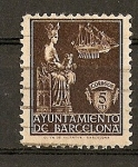 Stamps Europe - Spain -  Virgen de la Merced - Barcelona.
