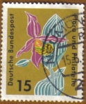 Stamps Germany -  FLORES