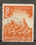 Stamps Germany -  heidelberg