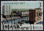 Sellos de Europa - España -  Guatemala