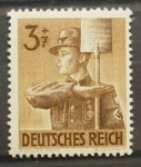 Sellos de Europa - Alemania -  9º aniversario fundacion armada del trabajo