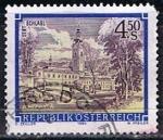 Stamps Austria -  Scott  1287  Schlagl (7)