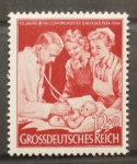 Stamps Germany -  10º aniversario obra socorro a las madres