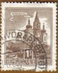 Stamps Austria -  Edificios - MARIAZELL