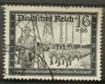 Stamps Germany -  federacion de carteros alemanes