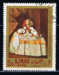 Stamps United Arab Emirates -  Infanta Margarita