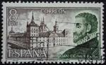 sellos de Europa - España -  Juan de Herrera (1530-1597)