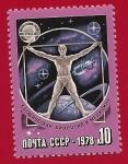 Stamps Russia -  Espacio, medicina y biología