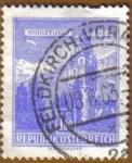 Stamps Austria -   Edificios - MUNZTURM