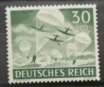 Stamps Germany -  dia de los heroes