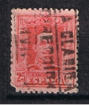 Stamps Spain -  Edifil  317  Alfonso XIII