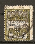 Stamps Europe - Spain -  Exposicion de Barcelona 1930.