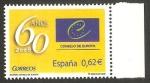 Sellos de Europa - España -  4482 - anivº del consejo de Europa