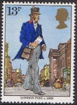 Sellos de Europa - Reino Unido -  100º ANIV DE LA MUERTE DE SIR ROWLAND HILL