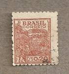 Stamps Brazil -  Selva