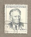 Stamps Czechoslovakia -  Político