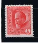 Stamps Spain -  Edifil  695   XL  aniver. Asociación de la Prensa.