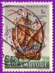 Stamps : Africa : Mozambique :