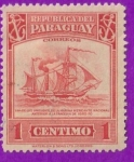 Stamps : America : Paraguay :