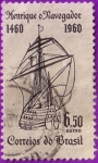 Stamps : America : Brazil :  Henrique o Navegador