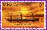 Sellos del Mundo : America : Jamaica : Centenario de la introducción del telégrafo