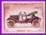 Stamps : Europe : Monaco :  Chevrolet - 1912