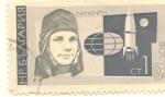 Sellos del Mundo : Europa : Bulgaria : COSMONAUTA 1961