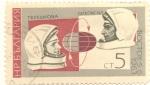 Sellos del Mundo : Europa : Bulgaria : COSMONAUTA 1963