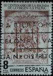 Sellos de Europa - España -  III Centenario de la Bajada de la Virgen - La Palma