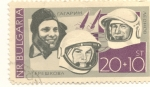 Sellos de Europa - Bulgaria -  Trio de ases