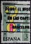 Stamps Spain -  En la duda no adelante