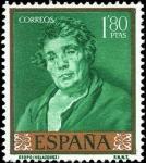 Sellos de Europa - España -  Diego Velázquez