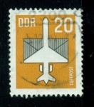 Sellos de Europa - Alemania -  Correo aéreo