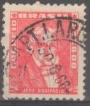 Stamps : America : Brazil :  BRASIL_SCOTT 800.03 JOSE BONIFACIO. $0.20