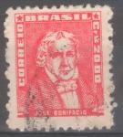 Stamps : America : Brazil :  BRASIL_SCOTT 800.04 JOSE BONIFACIO. $0.20