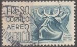 Stamps : America : Mexico :  MEXICO_SCOTT C220G.01 PUEBLA, DANZA DE LA MEDIA LUNA. $0.30