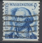 Stamps : America : United_States :  USA_SCOTT 1304.01 WASHINGTON(5C). $0.2