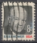 Stamps : America : United_States :  USA_SCOTT 1394.01 EISENHOWER. $0.2