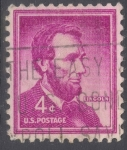 Stamps : America : United_States :  USA_SCOTT 1036.01 LINCOLN. $0.2