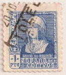 Stamps Spain -  Isabel la Católica