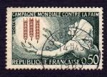 Stamps France -  CAMPAGNE MONDIALE CONTRE LA FAIM